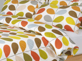 Orla Kiely Multi Stem Duvet Covers, Multi