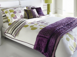Harlequin Pod Duvet Covers, Multicoloured